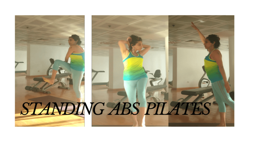 STANDING ABS PILATES