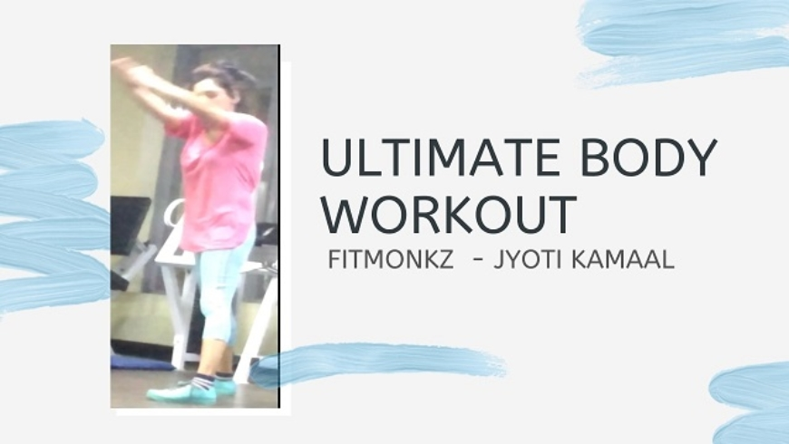 ULTIMATE BODY WORK OUT